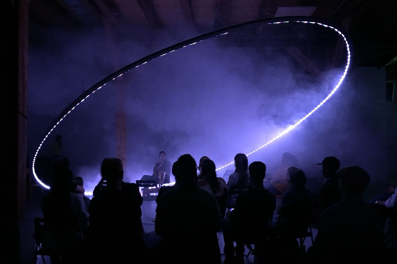 Performance at Walcheturm Zürich 2018
